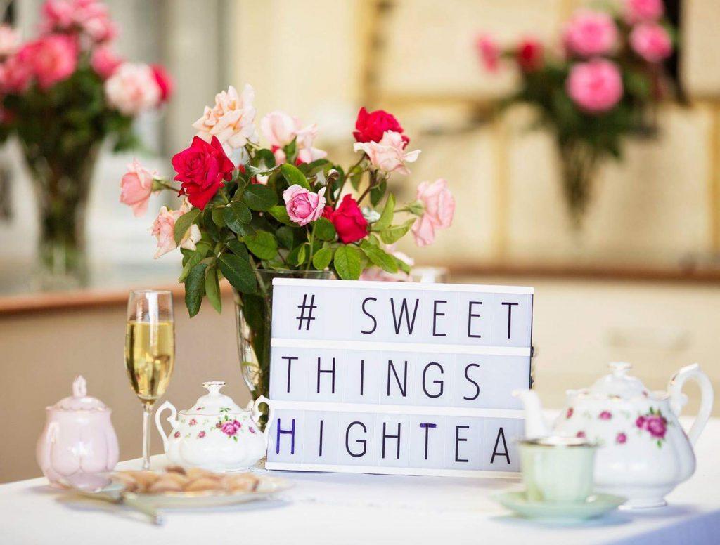 Sweet Things High Tea